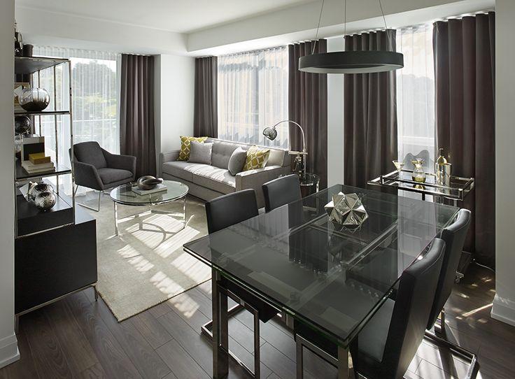 Modern Interior Design At Tridel Argento. #argento
