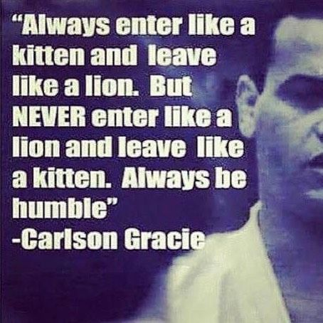 martial arts quotes on humility.