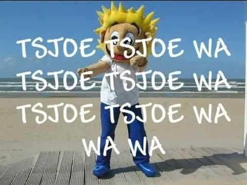 Minidisco - Tsjoe Tsjoe Wa: dit is een nummer dat de meeste leerlingen al kennen. Het is een zeer opgewekt liedje dat je rap je kan meezingen.