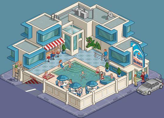 Dunas Hotel by ~daporta