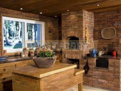 Cozinha campeira