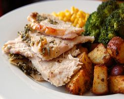 Rosemary Roasted Turkey | CHURCHHILL NATURAL MEATS