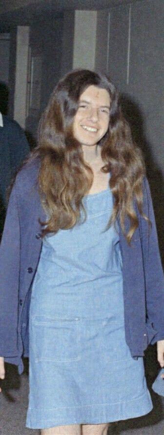 Manson Family Member - Patricia Krenwinkel - 20 Aug 1970