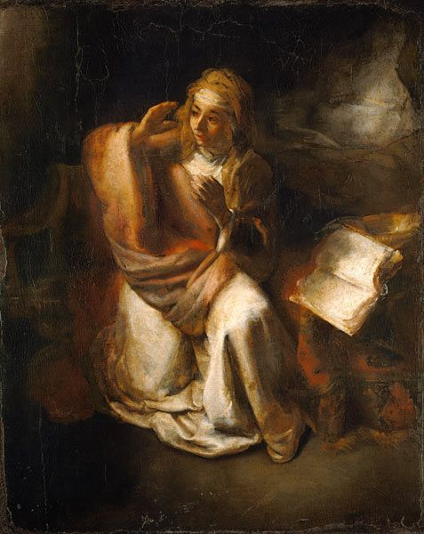 a paper on the painting annunciation of mary Leonardo's painting offers no obvious supernatural elements beyond the  for  renaissance audiences mary is a model woman whose ideal.
