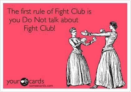 Fight Club!