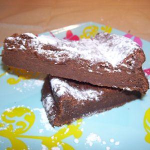 Légèreté & Gourmandises: Fondant au chocolat façon Lavande (4 PP)