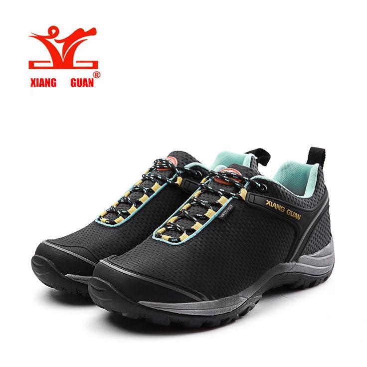 2016 XIANG GUAN Man Canvas Waterproof Hiking Shoes Low Slip Resistant Shoes Outdoor Climbing Shoes Online Cheap Sale 39-44