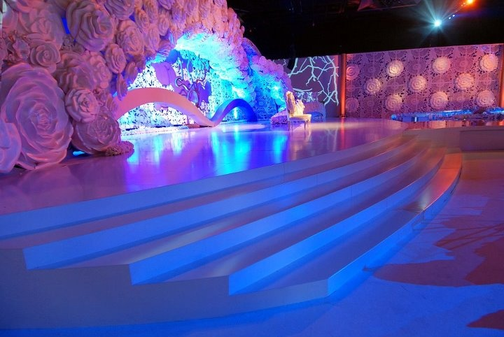 Dubai wedding decoration