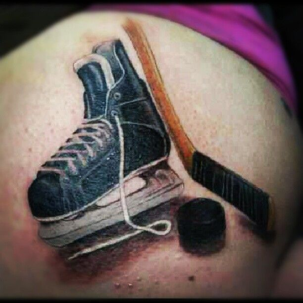 65 best images about man cave ideas on pinterest hockey tattoos hockey bedroom and hockey puck. Black Bedroom Furniture Sets. Home Design Ideas