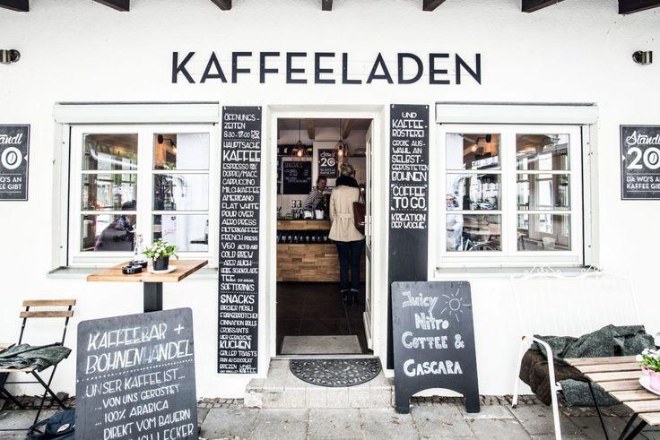 Standl 20 – Café und Kaffeerösterei in München