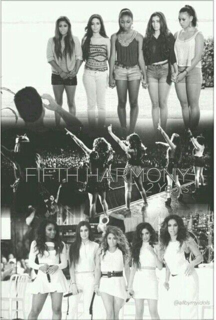 """""""Have you ever seen the impossible... become possible?"""" 2 anos atrás, 5 garotas foram colocadas juntas para seguir o mesmo sonho. Antes faziam covers, hoje cantam suas própria música, orgulho de dessas meninas <3 Nordeste sendo excluído novamente..."""