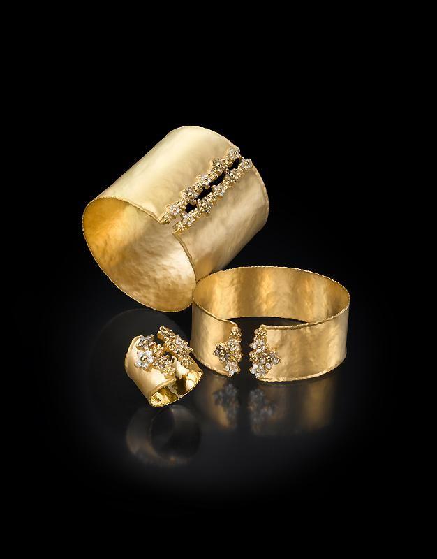 29 best Marika Desert Gold Jewellery images on Pinterest Gold
