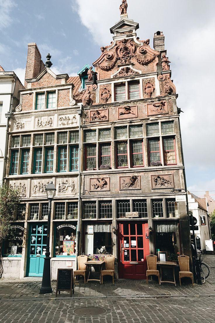 Ein Wochenende In Gent Belgien Urlaub Reisen Und Brugge Belgien