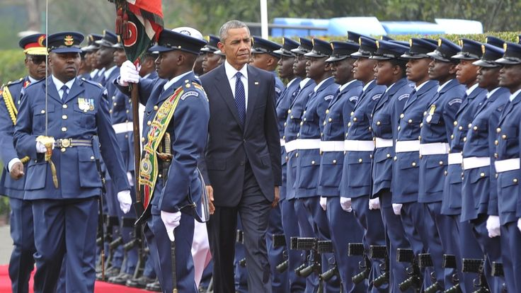7/26/2015 EAST AFRICA- KENYA: President Barack Obama in Kenya on Saturday cracked a joke about the most famous conspiracy theory that has dogged him since he became commander-in-chief.  By Kristen Holmes, CNN White House Producer