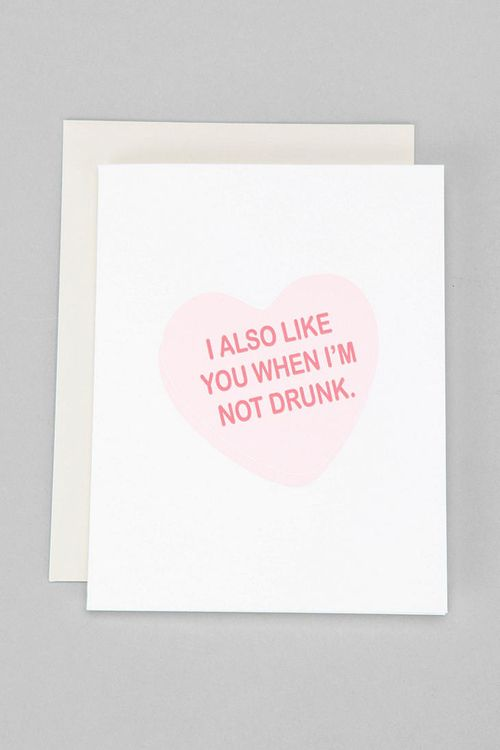Some people deserve this card, some don't...