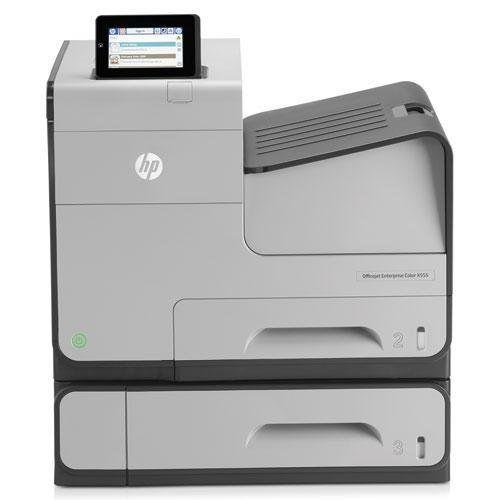 HP C2S12A Officejet Enterprise Color X555xh Inkjet Printer. HP C2S12A Officejet Enterprise Color X555xh Inkjet Printer.