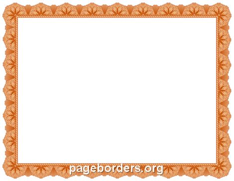 The 25+ best Certificate border ideas on Pinterest Paper borders - certificate borders free download