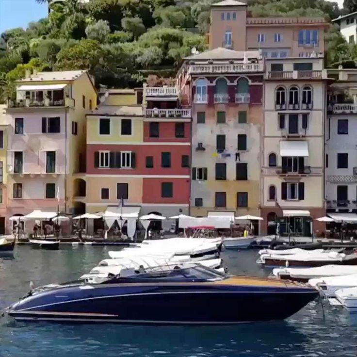 The Dream of @Portofino. Il Sogno di Portofino. 🐬 Portofino.it ® #portofino