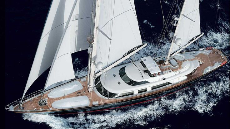 The top 50 largest sailing yachts in the world – p50: Sea Cloud | 96.35m (316&#3…