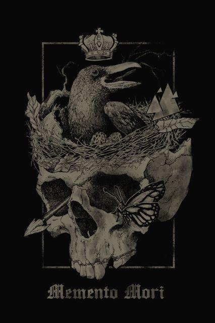 Poster - Memento Mori