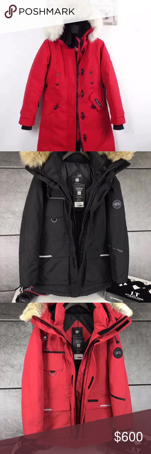 Canada Goose Parka Coat BRAND NEW IN BOX WITH ALL TAGS HAVE OTHER COLORS IN STOCK  CHECK INSTA @sup_brand_shop Canada Goose Jackets & Coats