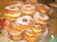Бездрожжевые пончики ингредиенты