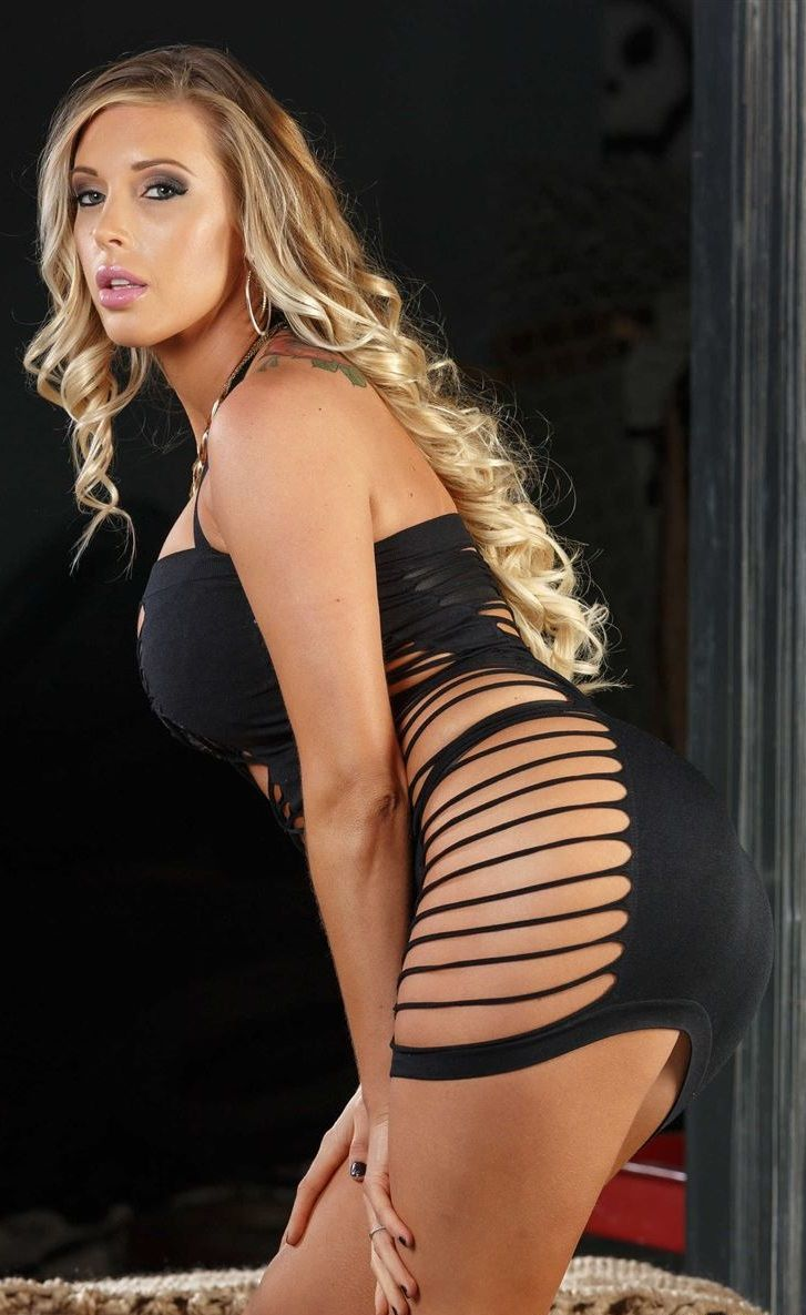 Samantha Saint in a ripped dress  Checklist  Pinterest  Saints Dresses and Sexy