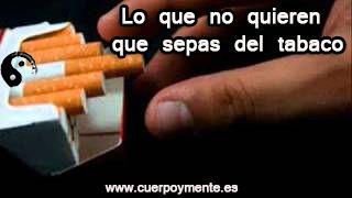 La industria del tabaco lucha para que no sepas esto
