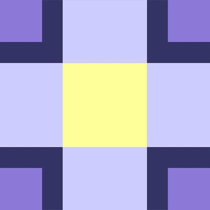 Harmonious Colored Squares