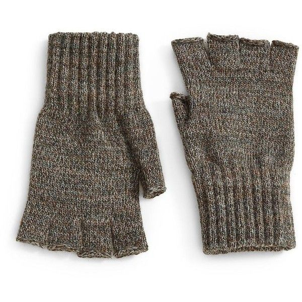 Barbour Fingerless Gloves (405 ZAR) ❤ liked on Polyvore featuring accessories, gloves, barbour, barbour gloves and fingerless gloves