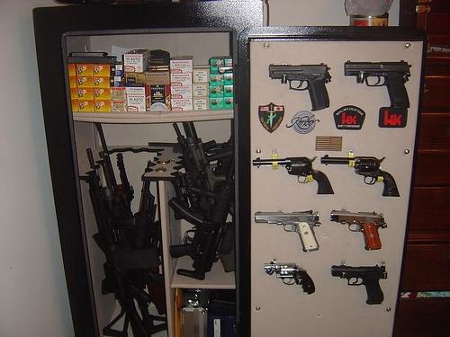 gun safe accessories - Google Search