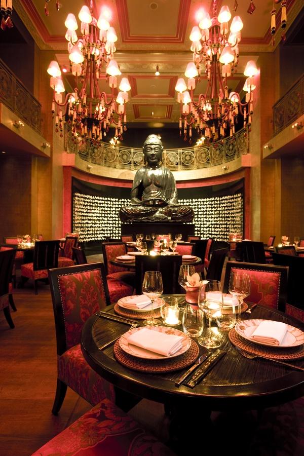 Buddha Bar Restaurant, Prague. Hg2Magazine.com
