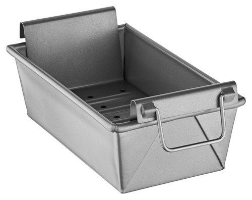 "KitchenAid - 9"" X 5"" Meatloaf Pan with Insert - Silver"