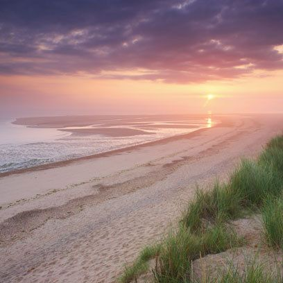 Holkham Beach North Norfolk , England . Listed in the Telegraph's top 20 beaches in UK and with good reason. Great unspoilt beach. Love it here.
