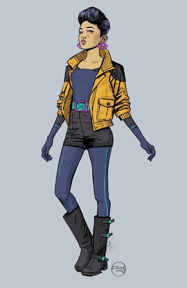 Character Design Parka : Best the art of chris king images on pinterest