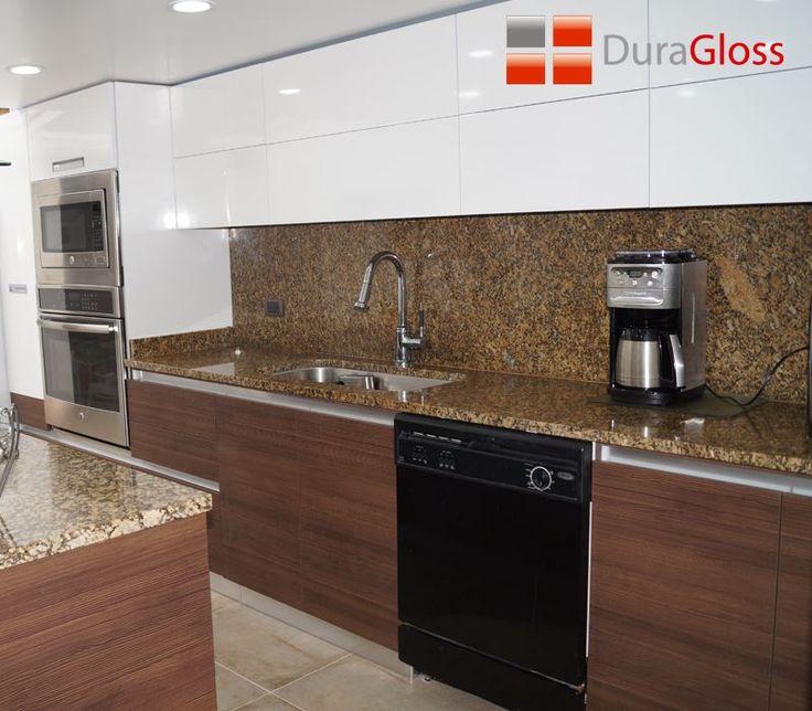 En esta cocina se encuentra el color GUAYANA