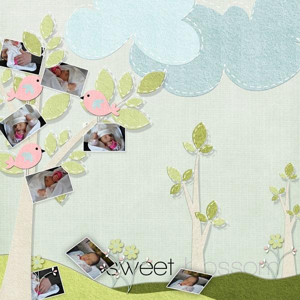 Spring Affair Collection by Mo & Mo Studio