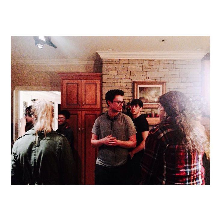 TNS BTS #TheNightSitter #HorrorMovie #Horror #WereMakingAMovie #FilmProduction #MovieMaking #MakingMovies #BTS #Director #ArtDepartment #Actress #Cinematographer #Actor #SetLife #Filming #FilmMaking #ScaryMovie #NightShoots #LightsCameraAction #Independen