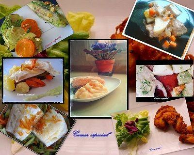 Platos de pescado para Semana Santa ~ Comer especial
