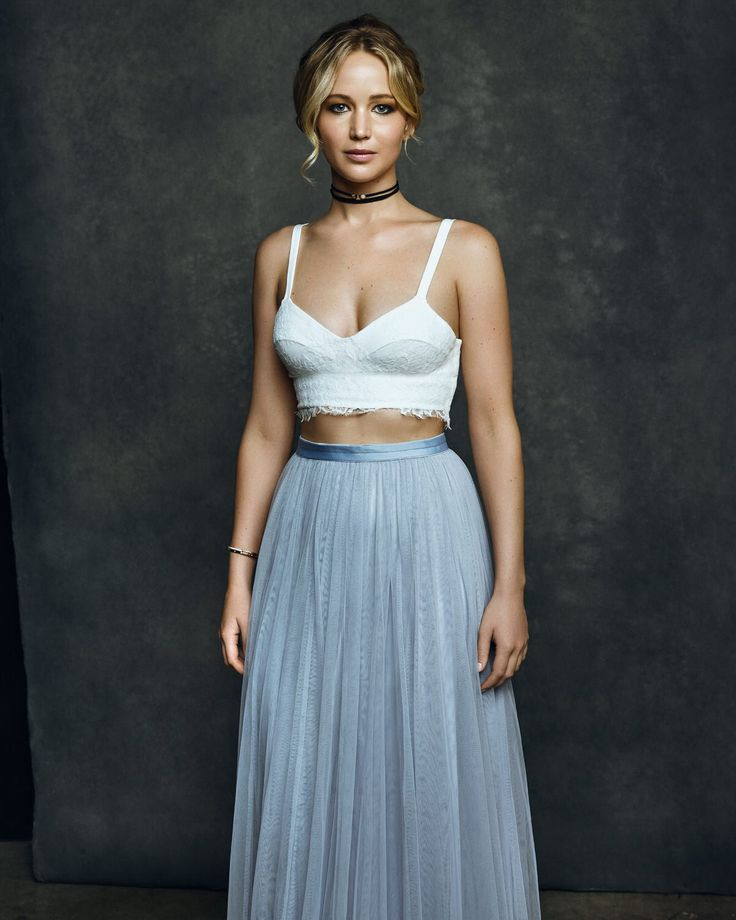 My Photo Shoot with Jennifer Lawrence
