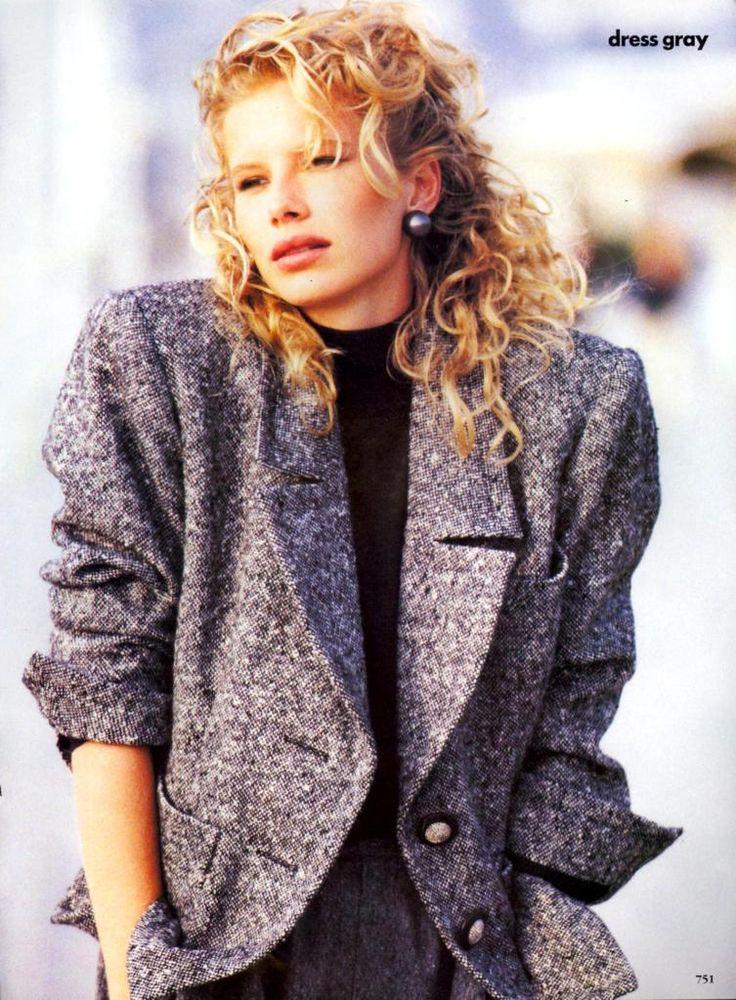 Dress Gray Vogue 1989