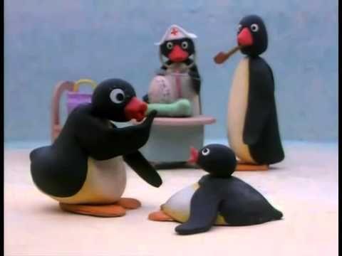 Pingu - Geboorte zusje