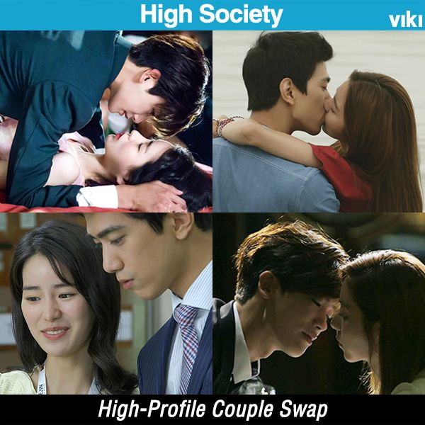 Who are you shipping in High Society's tangled love square?