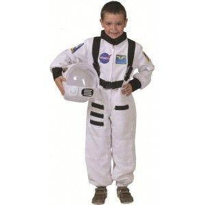 Déguisement astronaute enfant, deguisement astronaute blanc, carnaval, fêtes déguisées.