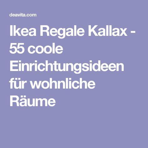 55 best IKEA Hack DIY images on Pinterest Ikea hacks, Child room - ikea regale kallax einrichtungsideen
