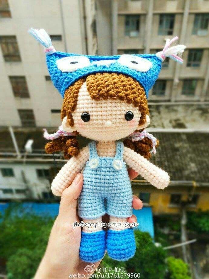 338 best muñecas disfrazadas amigurumi images on Pinterest ...