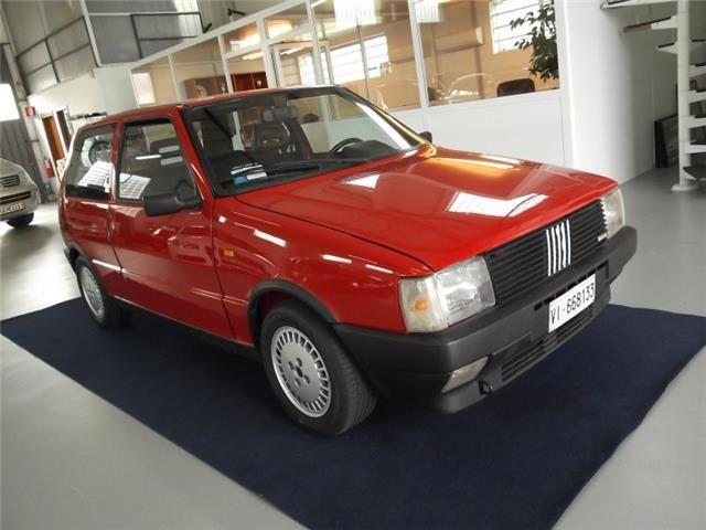 Fiat Uno Turbo 1.3 - 1987