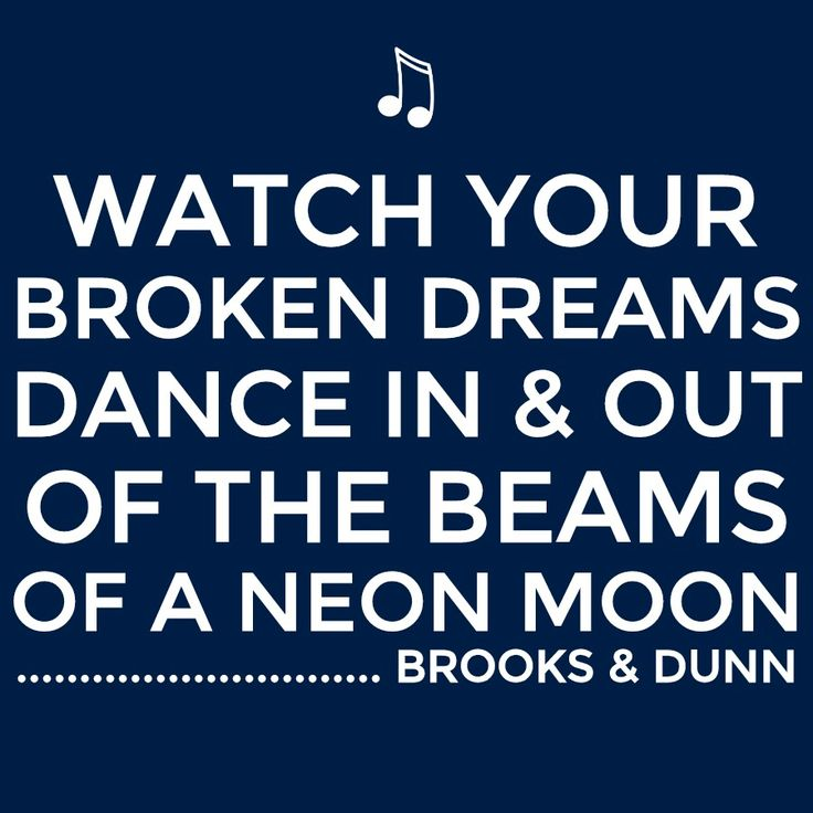 """Neon Moon"" ~ Brooks & Dunn This song will forever be my parents' song. They never miss a chance to dance to it, and watching them dance makes my heart smile."
