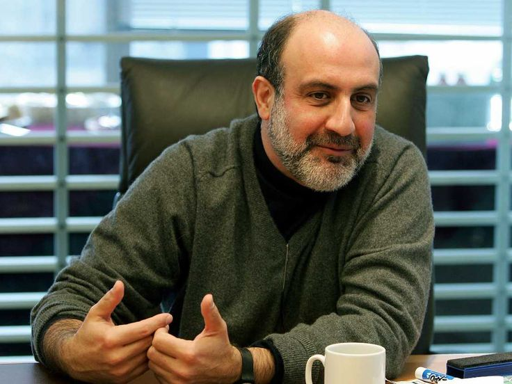 """35 Brilliant Insights From Nassim Taleb (acclaimed author of """"The Black Swan""""):  Facebook is the perfect platform for eccentric author Nassim Taleb, whose knack for thinking outside the box and waxing poetic is unparalleled.  Read more: http://www.businessinsider.com/nassim-talebs-musings-on-facebook-2013-7#ixzz2ZPDqlFRM"""