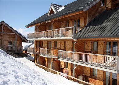 Résidence Le Village Gaulois, promo séjour ski pas cher, séjour Ski Saint Francois Longchamp SkiHorizon prix promo Ski Horizon à partir de 2...